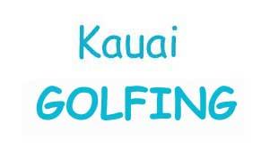Kauai Golfing
