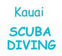 Kauai Scuba Diving