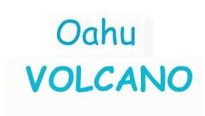 Oahu Volcano
