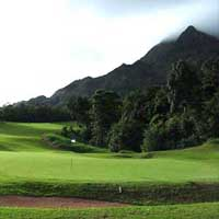 Ko'olau Golf Club, © 2005 American Golf Corporation
