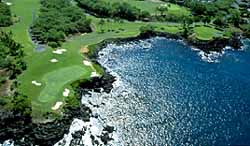 Mauna Kea Golf Course - Mauna Kea Beach Hotel, Copyright © 2005