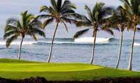 Waikoloa Beach Golf Course - Waikoloa Beach Resort, © 2005 Waikoloa Beach Resort